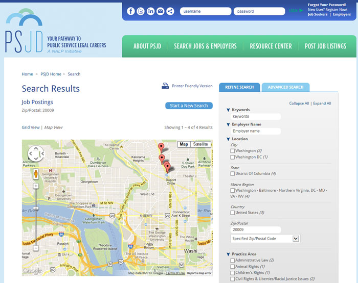 Custom Mapping Solutions and Dynamic Maps | Custom Web Site