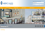 Modern Signal's Hercules Living Home Page