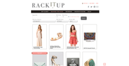 rackituponline.com - Browse the community clothing rack to build online dream closet.